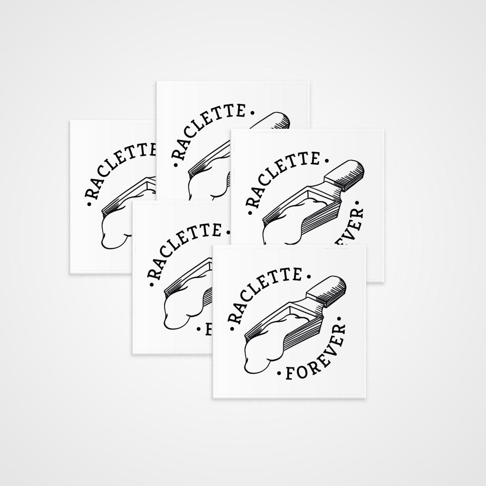 Tattoo raclette